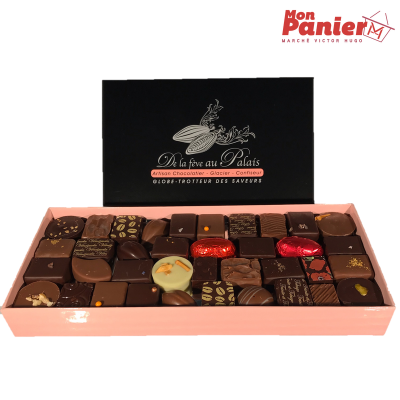 ASSORTIMENT 250gr de Chocolats lait