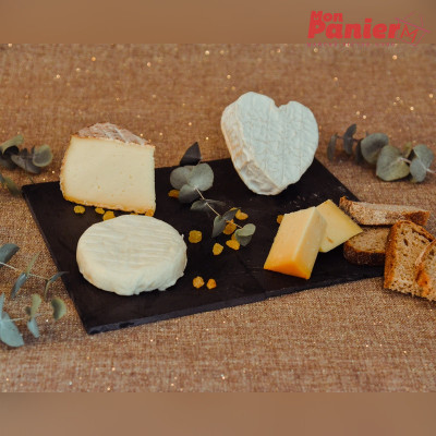 Assortiment de 4 fromages
