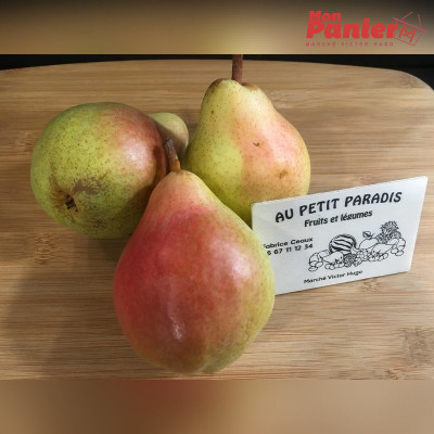Poire Williams - 1kg
