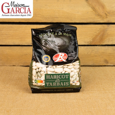 Haricots Tarbais IGP Label Rouge - 500g