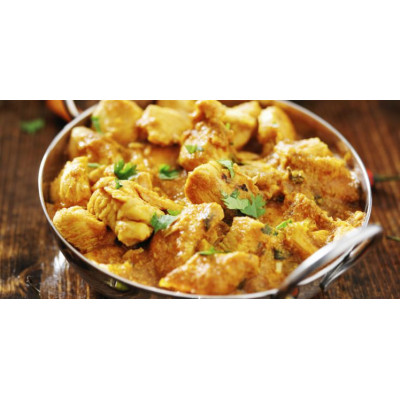 POULET CURRY (300g)