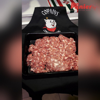 Chair à saucisse   100g