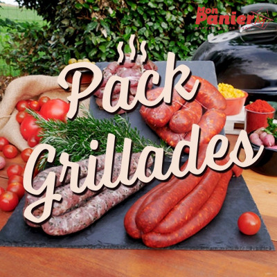 Pack Grillades (5 personnes)