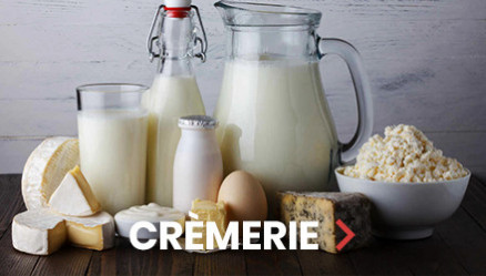 CREMERIE & FROMAGERIE